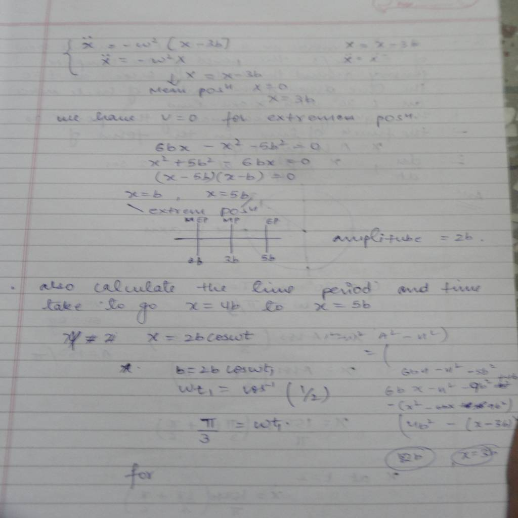 DU 2nd Sem Physics Hons (Oscillations and Waves)-DSC01061.JPG