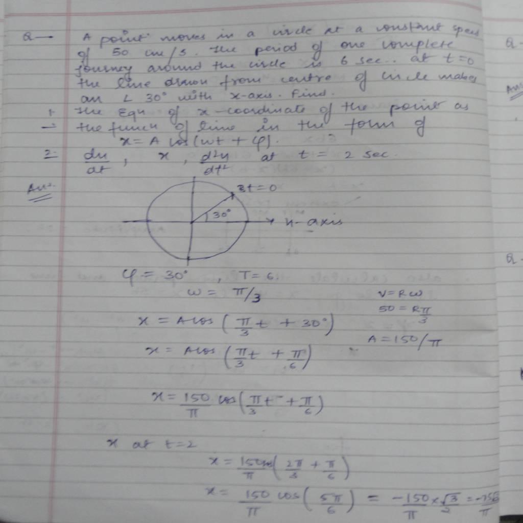 DU 2nd Sem Physics Hons (Oscillations and Waves)-DSC01063.JPG