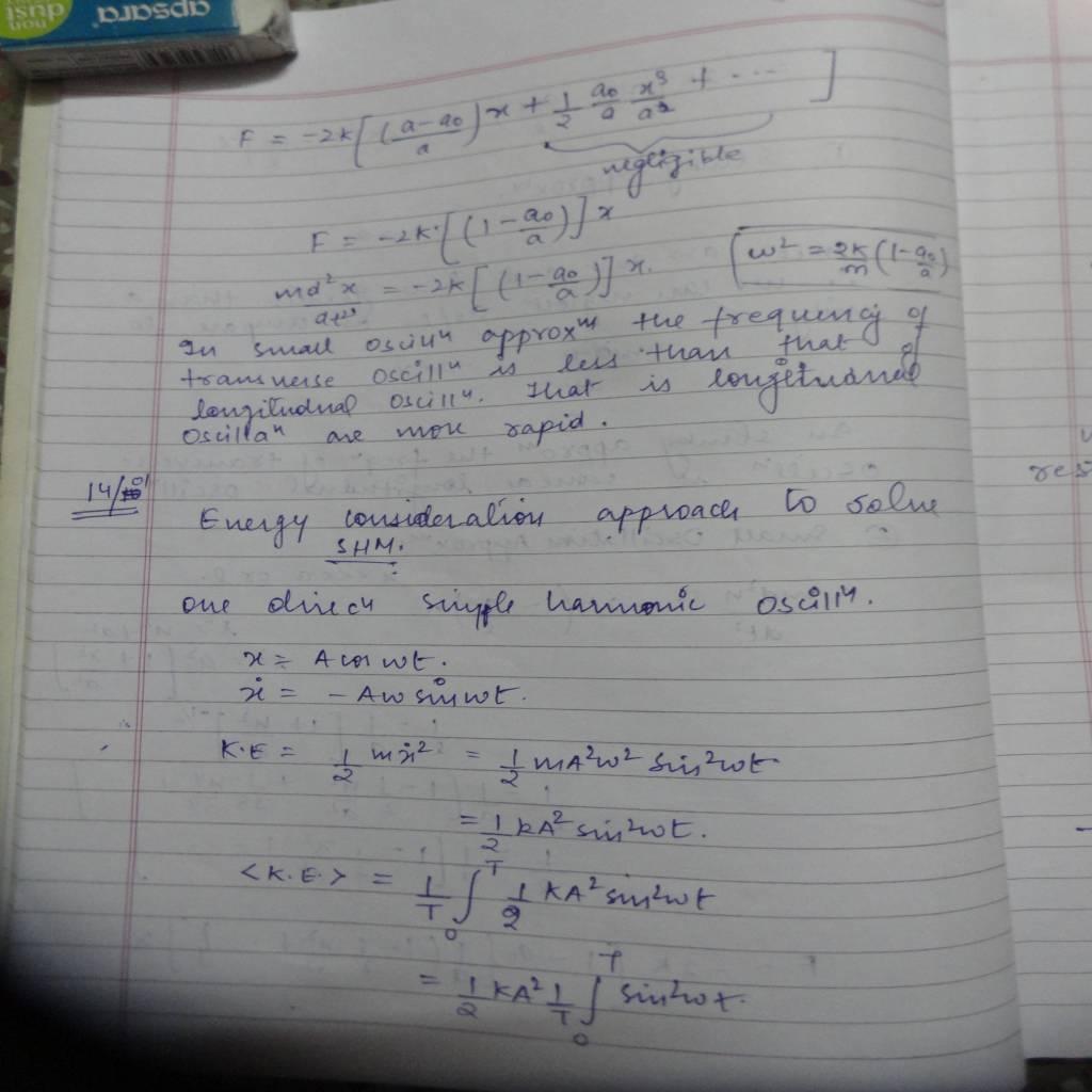 DU 2nd Sem Physics Hons (Oscillations and Waves)-DSC01073.JPG