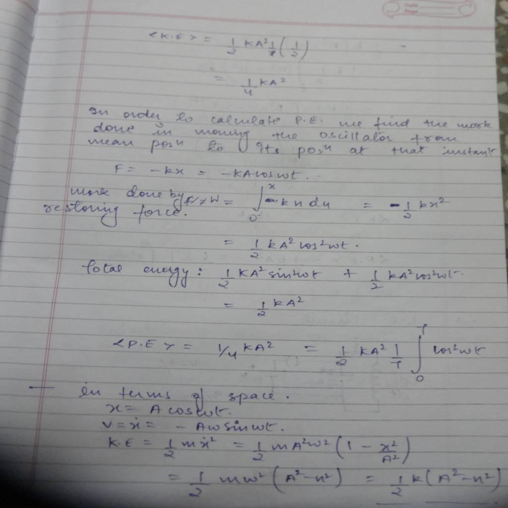 DU 2nd Sem Physics Hons (Oscillations and Waves)-DSC01074.JPG