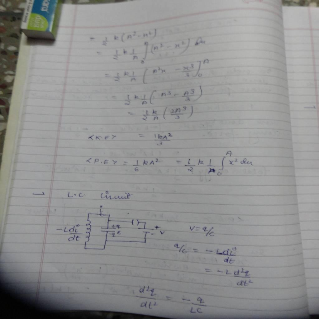 DU 2nd Sem Physics Hons (Oscillations and Waves)-DSC01075.JPG