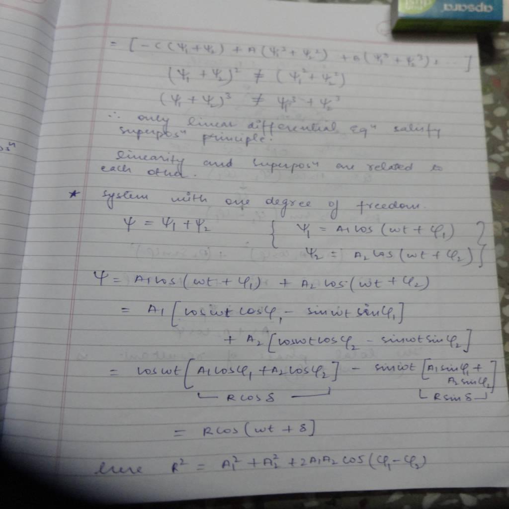 DU 2nd Sem Physics Hons (Oscillations and Waves)-DSC01085.JPG