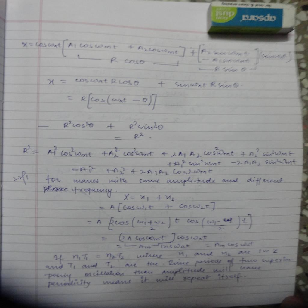 DU 2nd Sem Physics Hons (Oscillations and Waves)-DSC01092.JPG