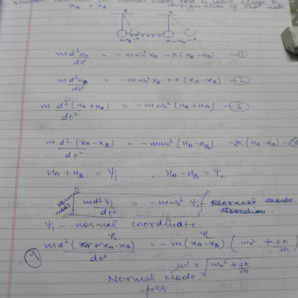 DU 2nd Sem Physics Hons (Oscillations and Waves)-DSC01108.JPG