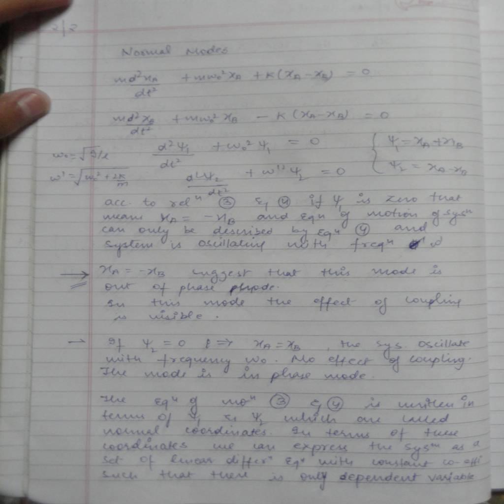 DU 2nd Sem Physics Hons (Oscillations and Waves)-DSC01112.JPG
