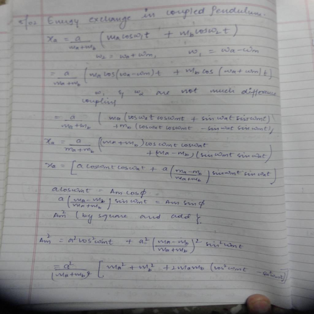 DU 2nd Sem Physics Hons (Oscillations and Waves)-DSC01136.JPG
