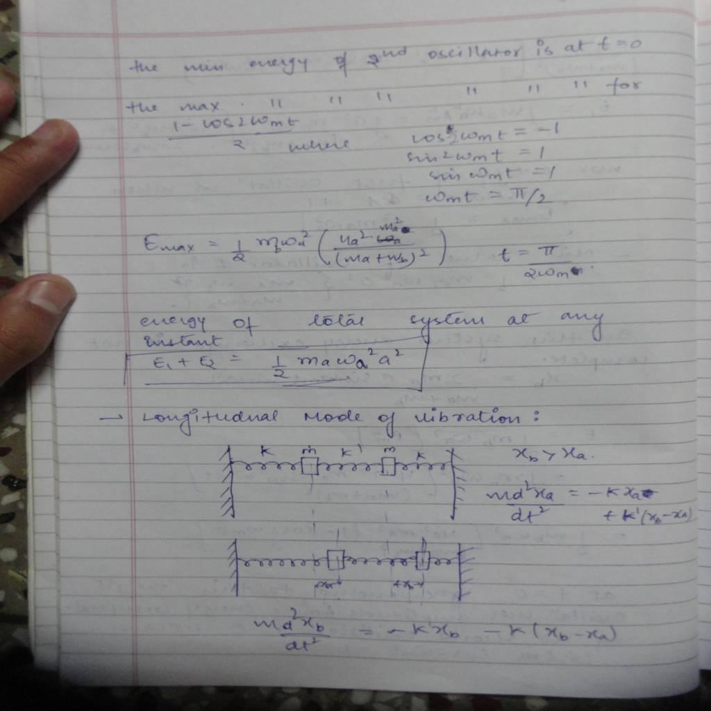 DU 2nd Sem Physics Hons (Oscillations and Waves)-DSC01141.JPG