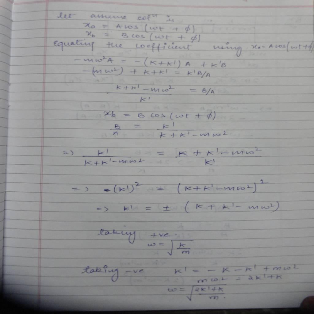 DU 2nd Sem Physics Hons (Oscillations and Waves)-DSC01142.JPG